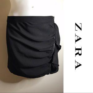🌟NWT - Zara Basics black mini skirt